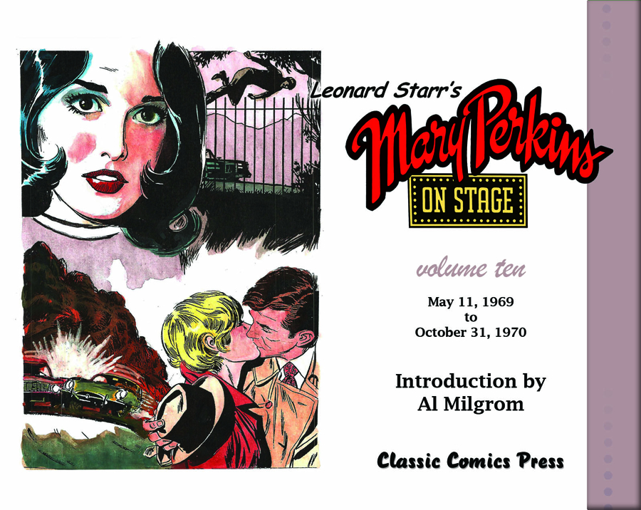 LEONARD STARRS MARY PERKINS ON STAGE TP VOL 10