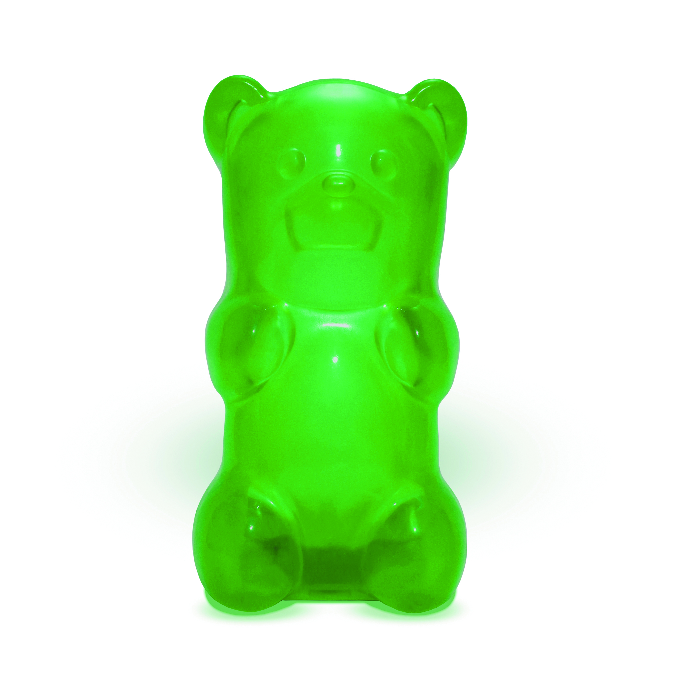Apr121879 Gummylamp Green Gummy Bear Lamp Previews World
