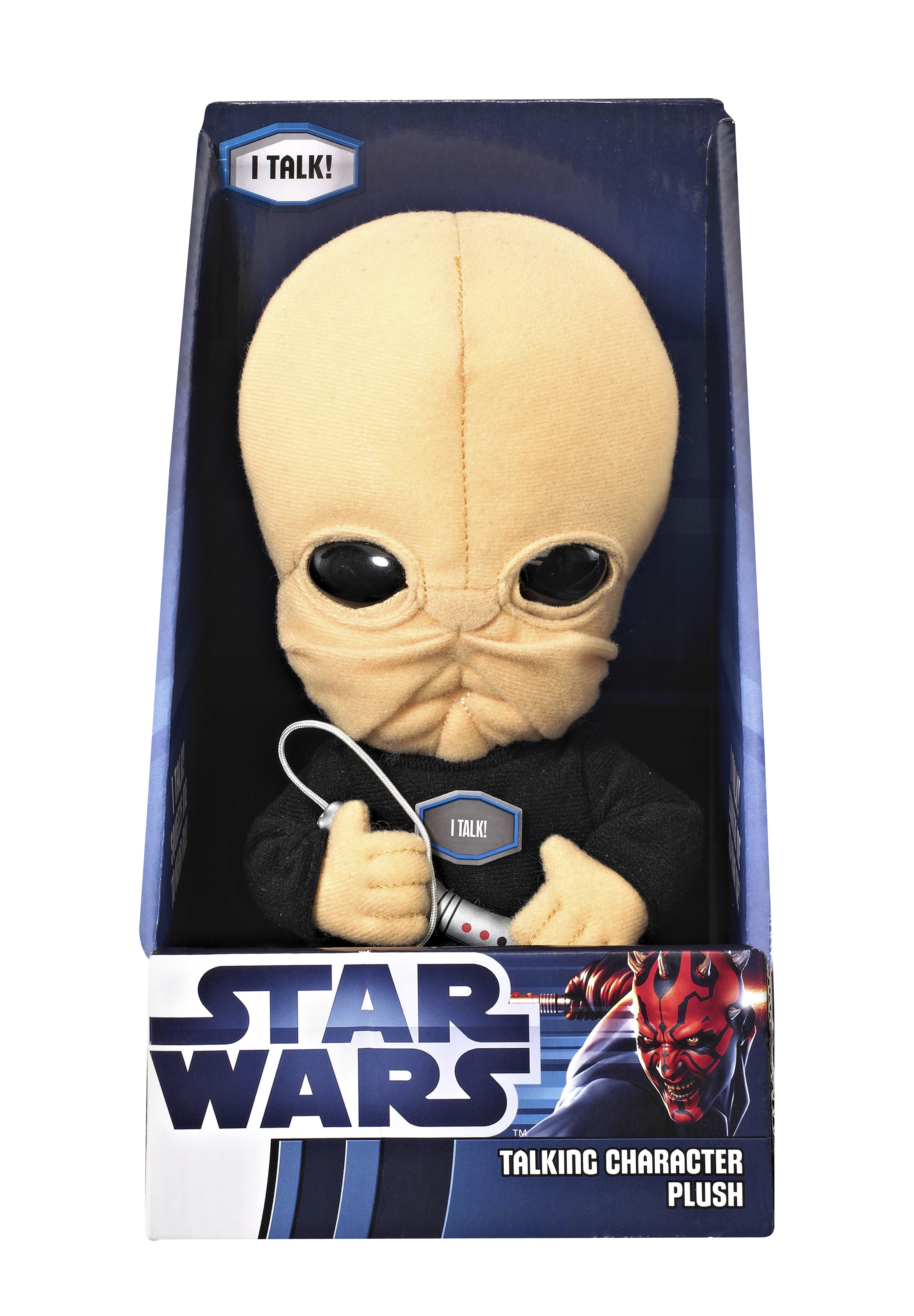 SW CANTINA BAND MEMBER 9IN TALKING PLUSH
