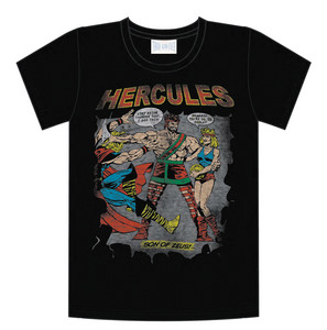 HERCULES STEP ASIDE BLK PX T/S LG