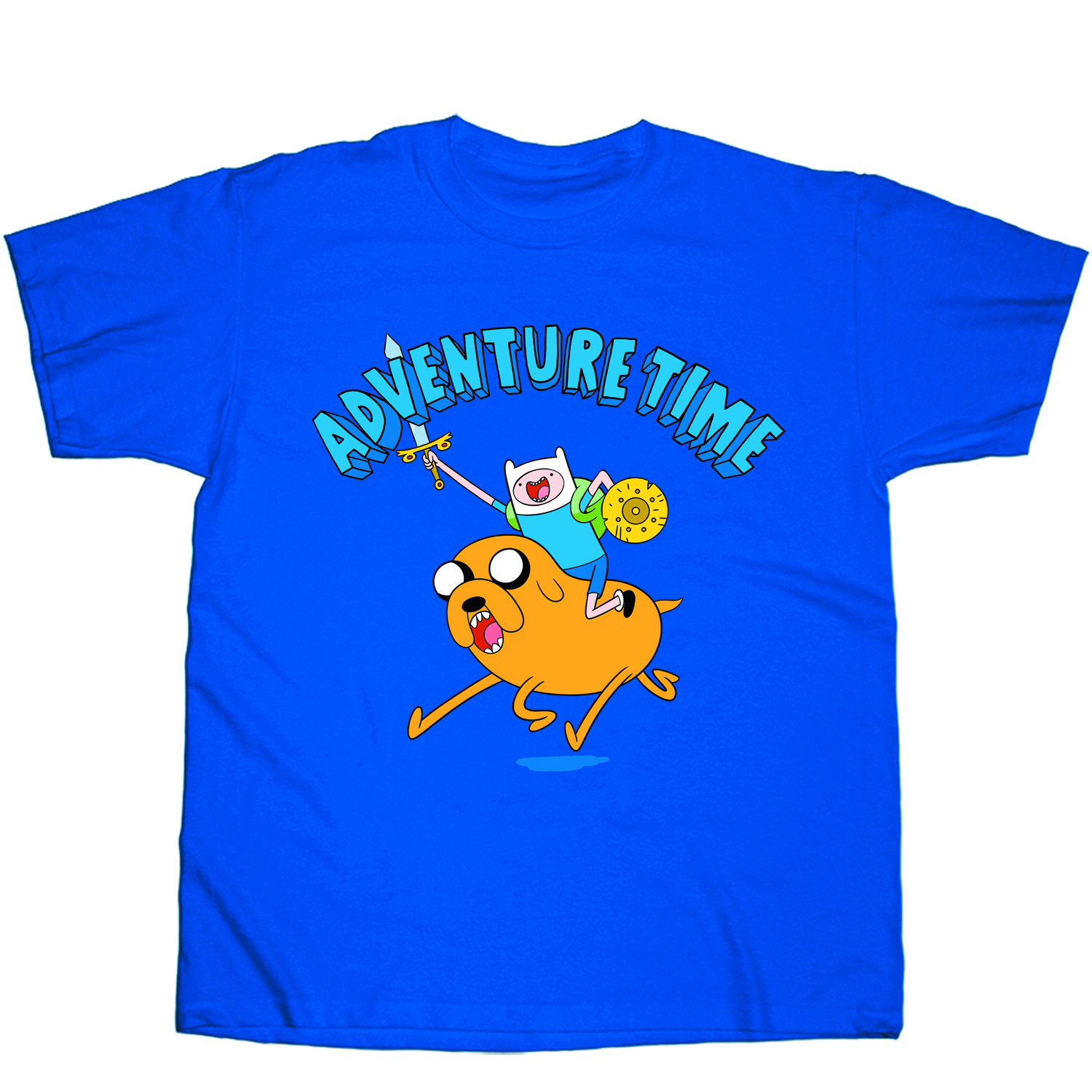 ADVENTURE TIME ONWARD CHARGE T/S LG