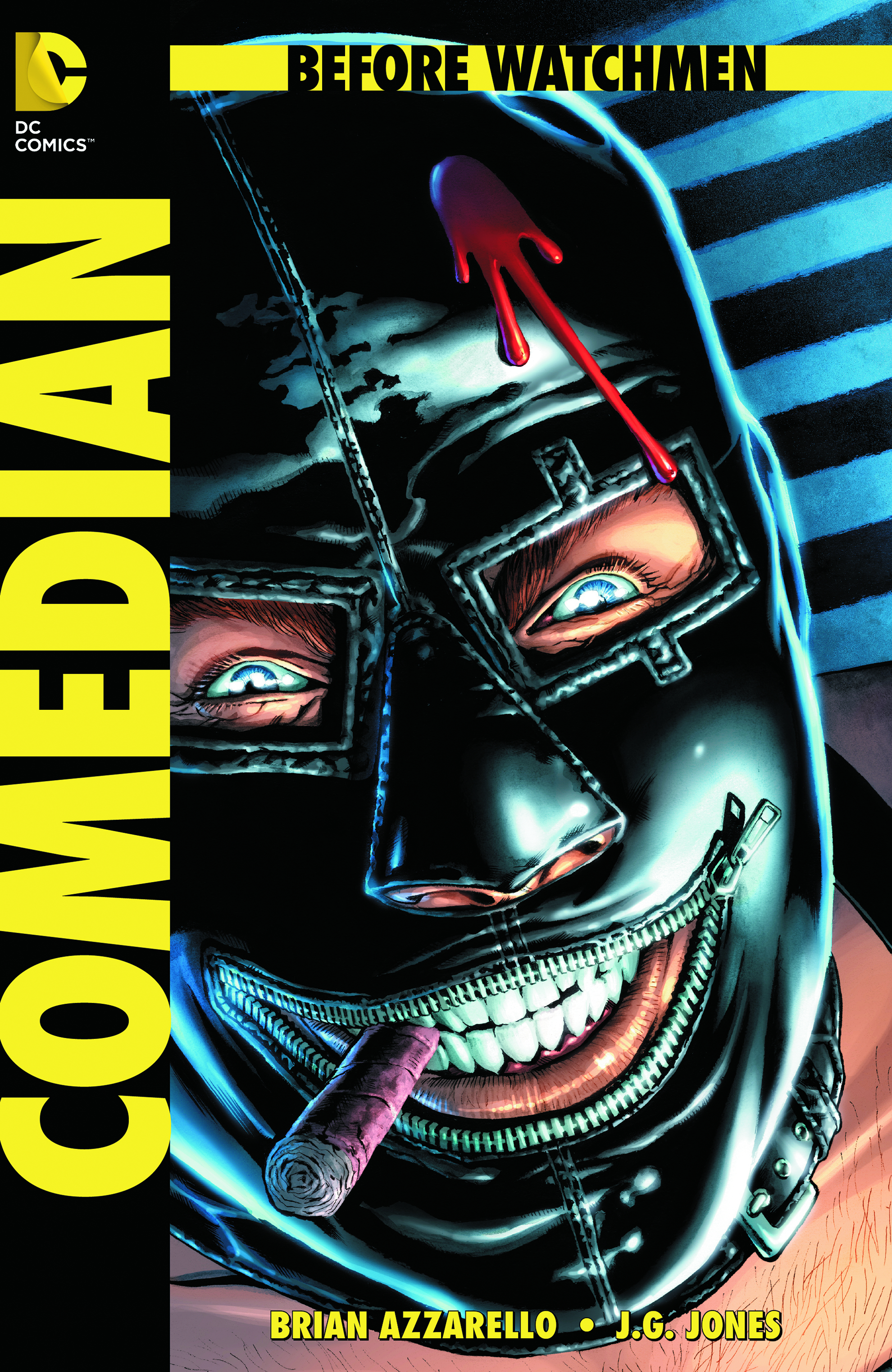 BEFORE WATCHMEN COMEDIAN #1 (OF 6)