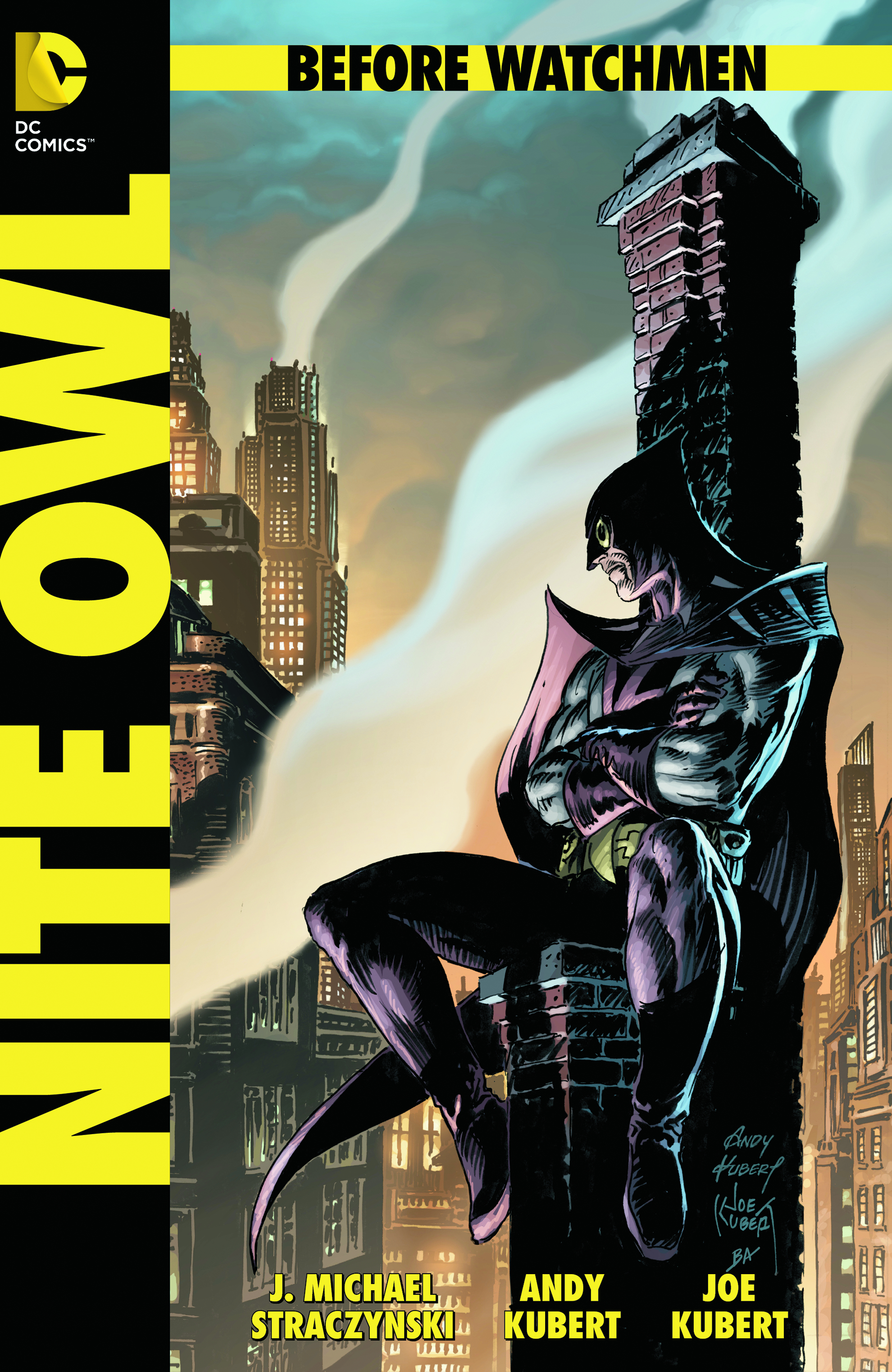 BEFORE WATCHMEN NITE OWL #1 (OF 4) (MR)