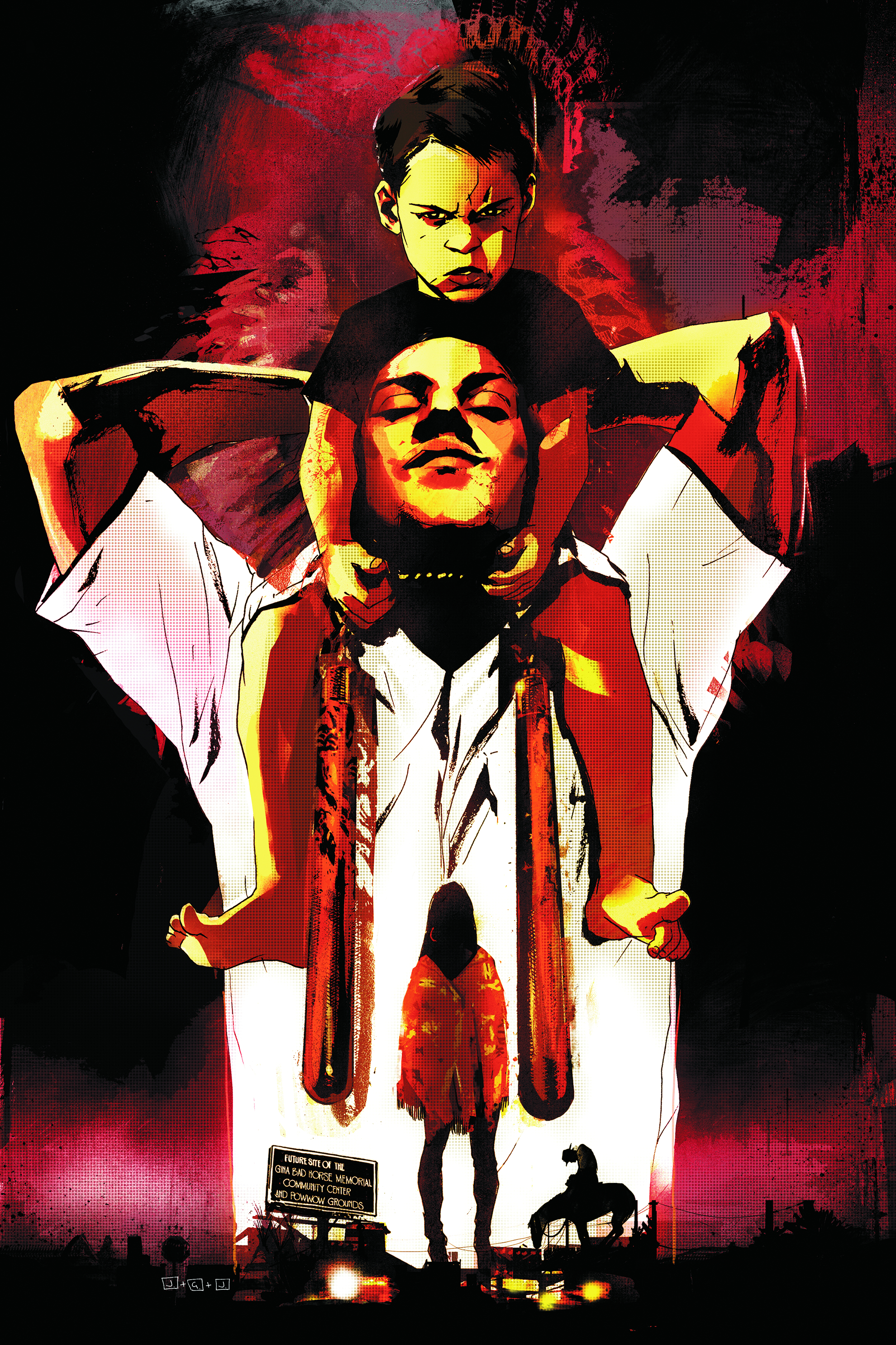 SCALPED #60 (RES) (MR)