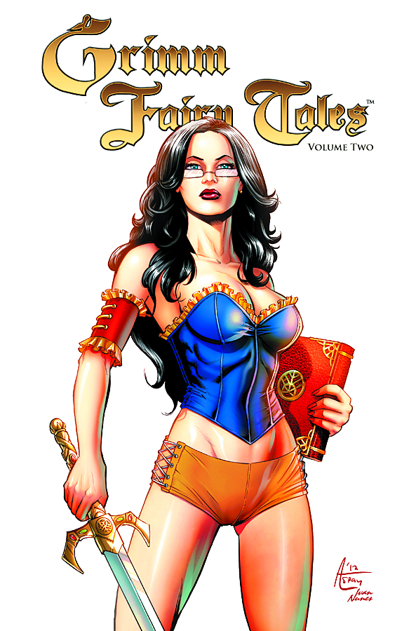 GRIMM FAIRY TALES TP VOL 02