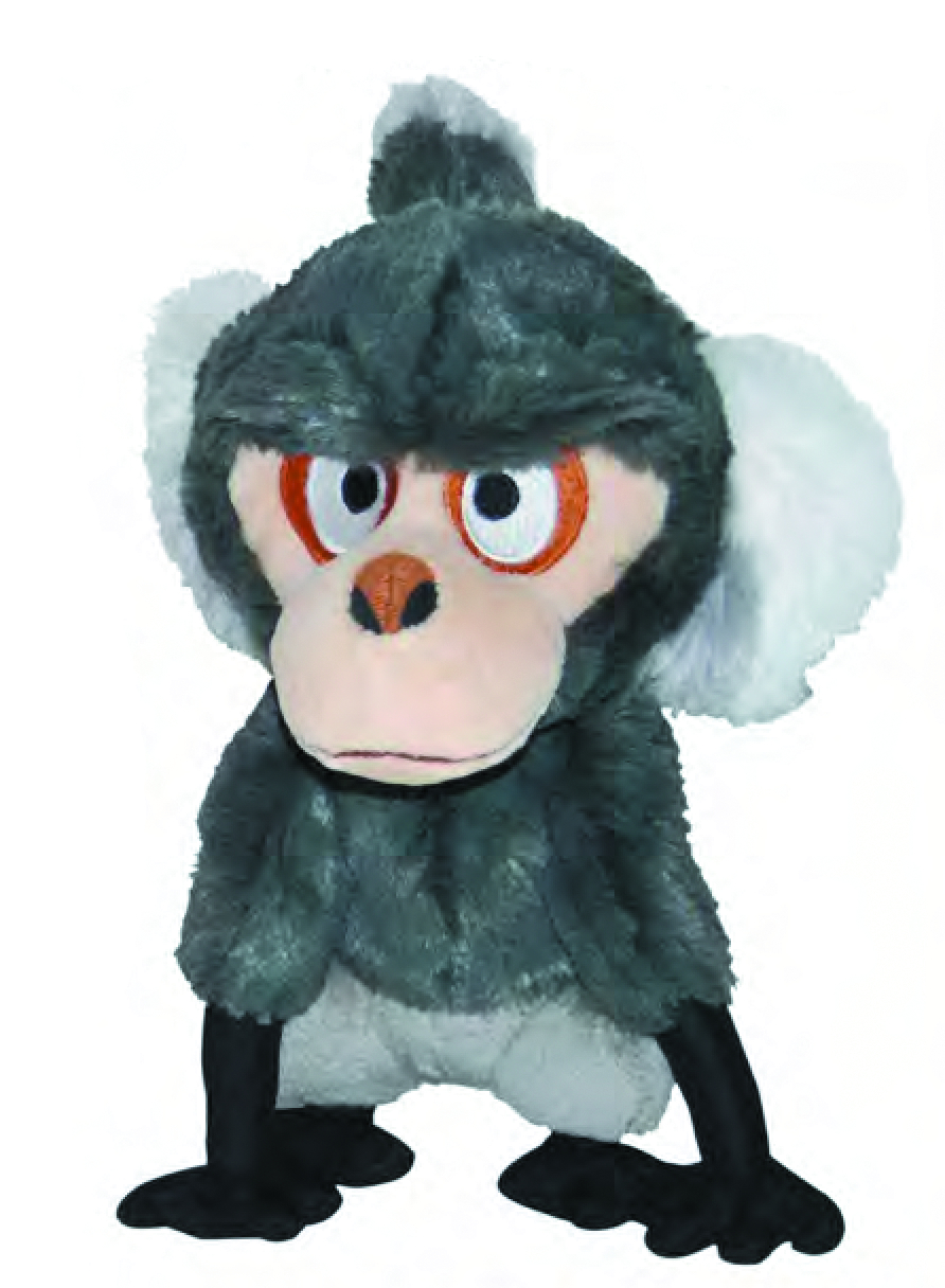 ANGRY BIRDS RIO 5-IN MONKEY PLUSH CS