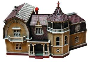 MUNSTERS HOUSE MODEL KIT