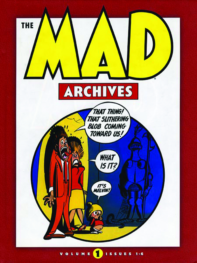 MAD ARCHIVES HC VOL 01