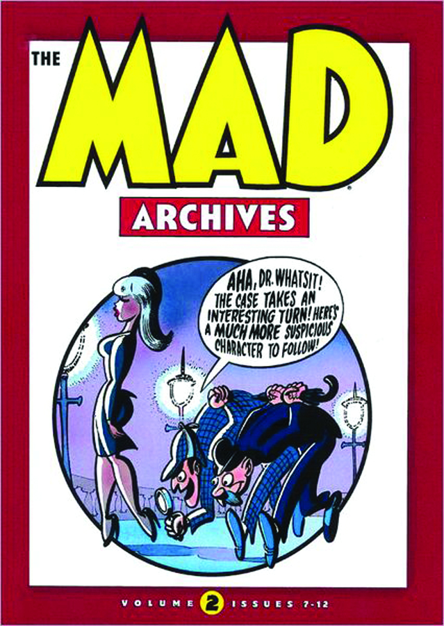 MAD ARCHIVES HC VOL 02