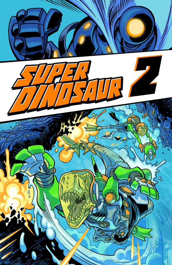 SUPER DINOSAUR TP VOL 02