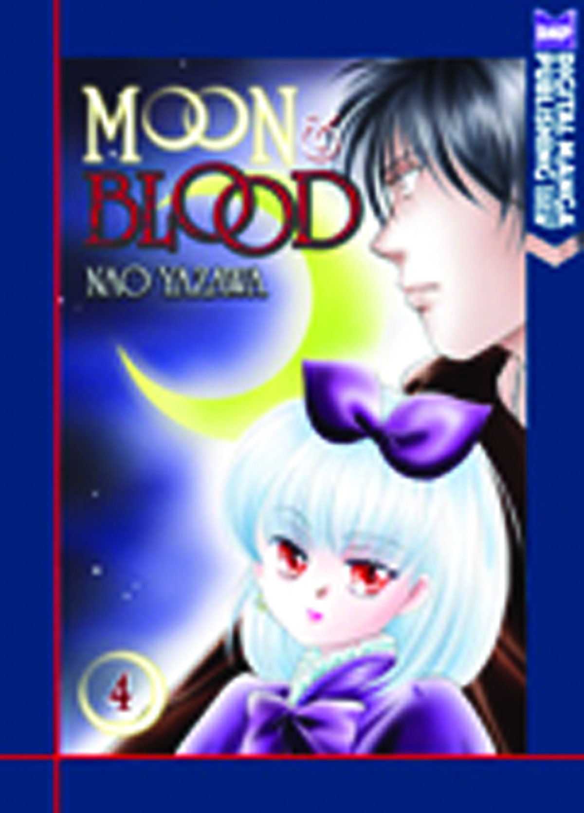 MOON & BLOOD GN VOL 04