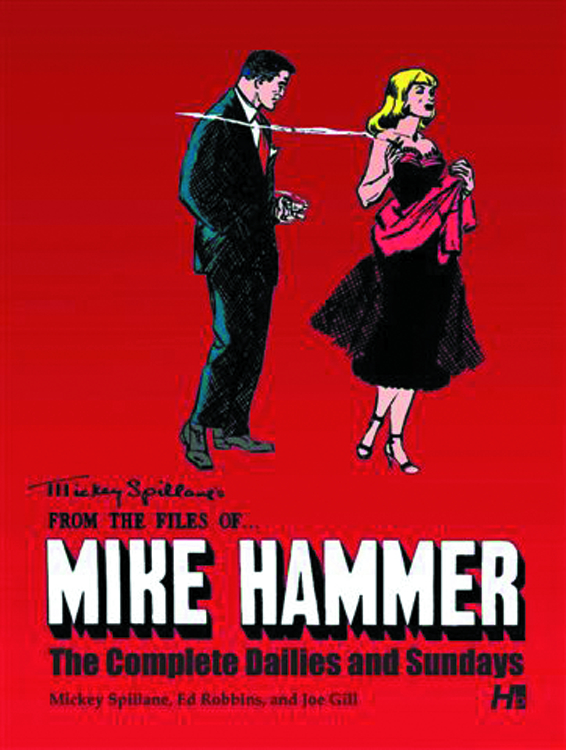 MICKEY SPILLANE FROM FILES OF MIKE HAMMER VOL 01