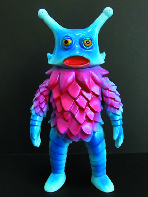 MONSTER HEAVEN GURIO SOFUBI STAGE 2