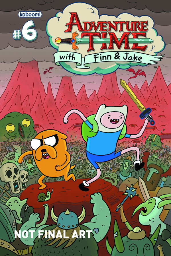 ADVENTURE TIME #6