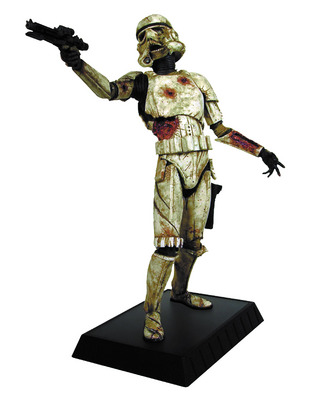 STAR WARS DEATH TROOPER STATUE