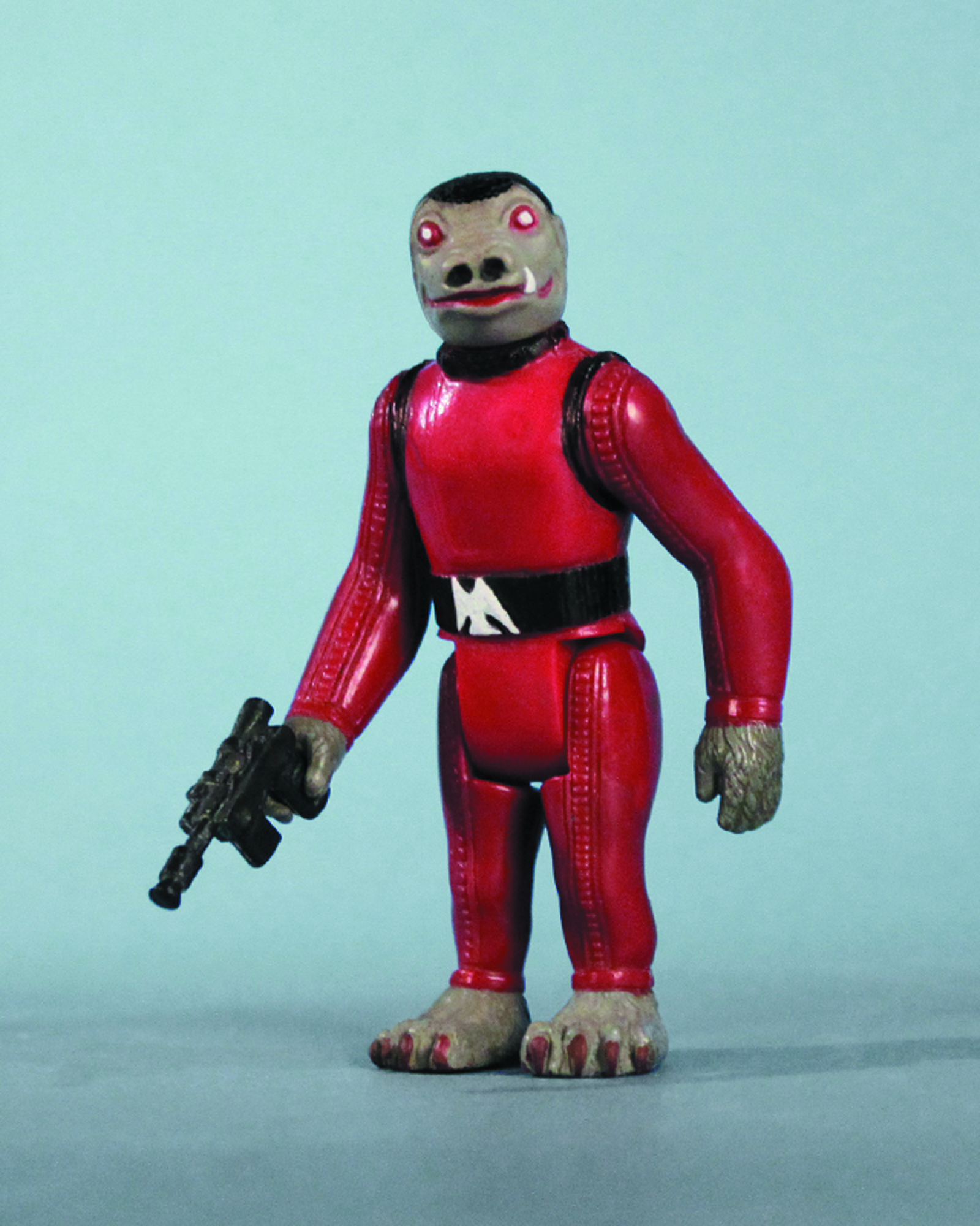 SW KENNER RED SNAGGLETOOTH JUMBO AF