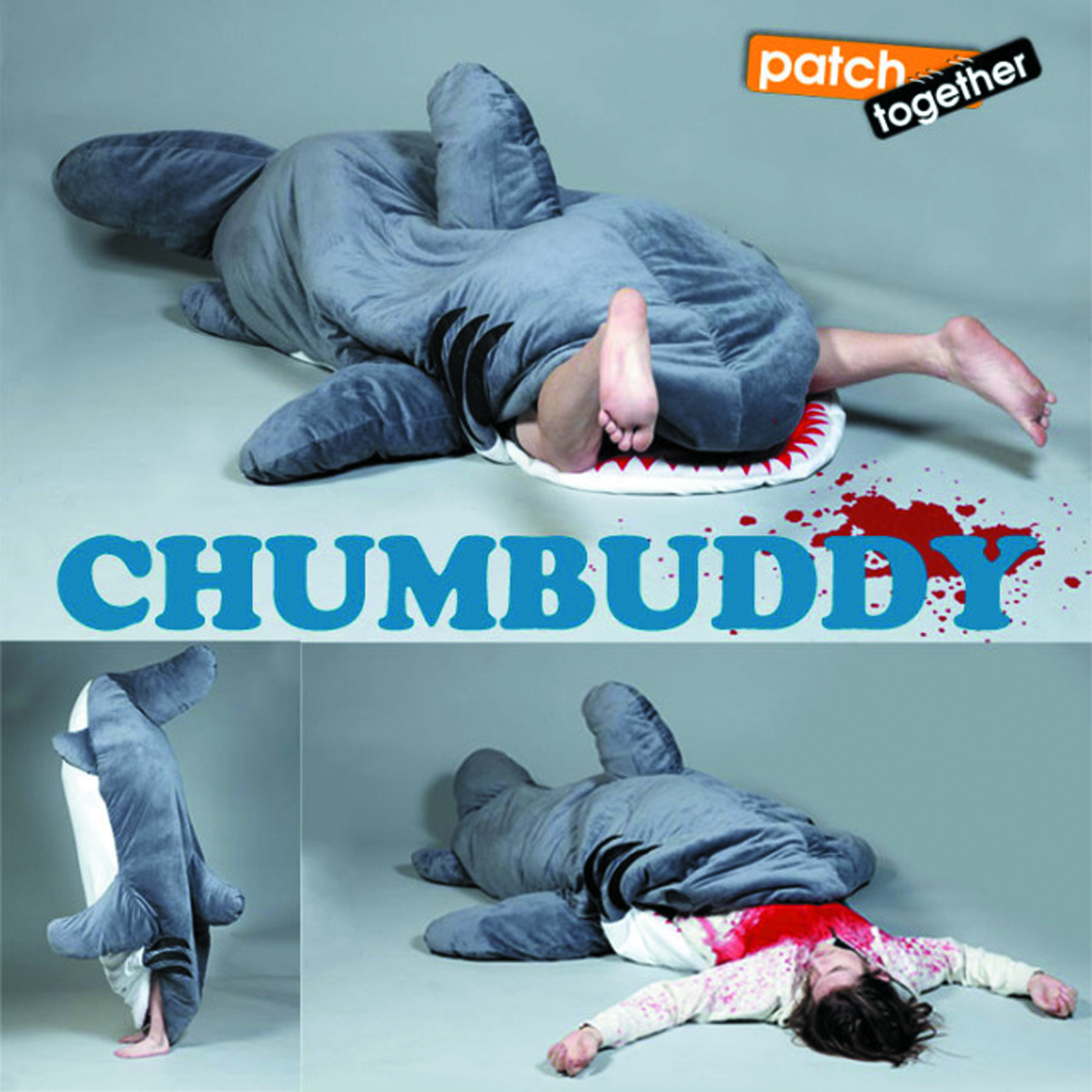 Giant Shark Sleeping Bag may122003 - chumbuddy 2 shark sleeping bag -  previews world
