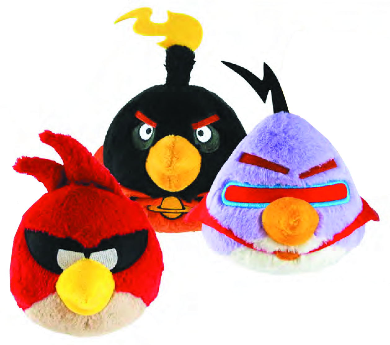 Angry Birds Space Toys : May angry birds space in red bird plush