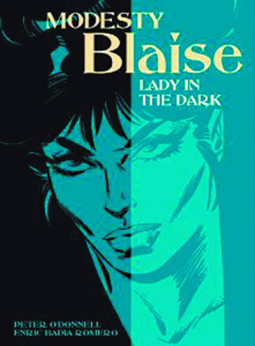 MODESTY BLAISE TP VOL 22 LADY IN THE DARK
