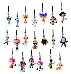 TOKIDOKI PUNKSTAR FRENZIES 30PC BMB DS