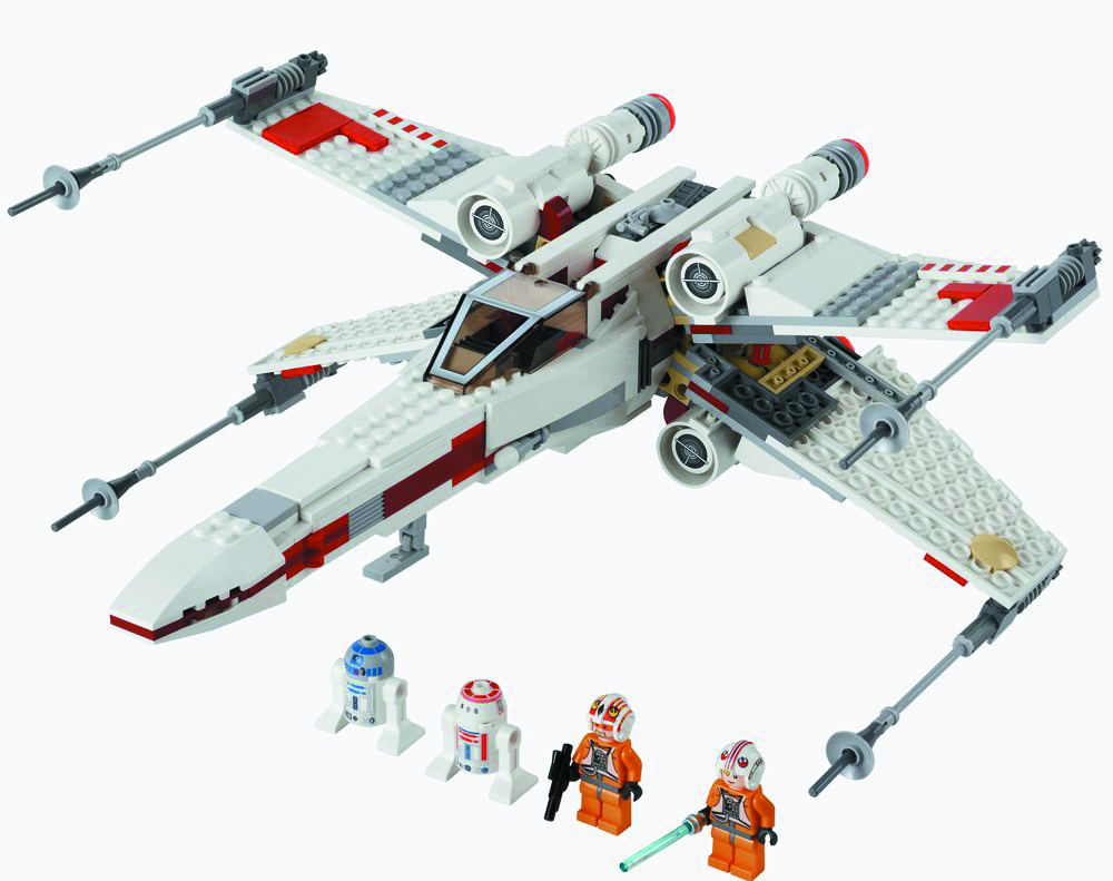 LEGO SW X-WING FIGHTER SET