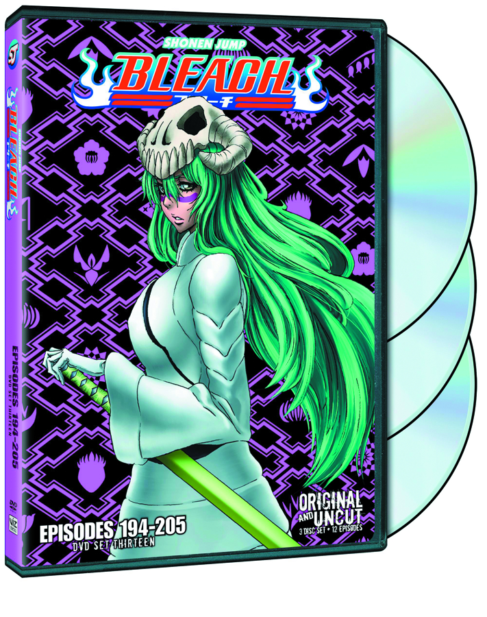 BLEACH UNCUT DVD VOL 13