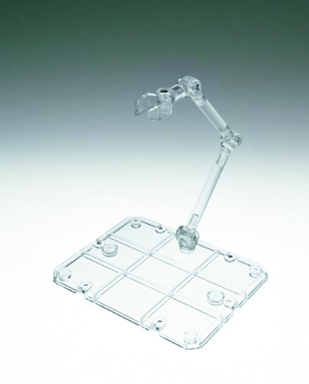 TAMASHII STAGE ACT.4 FOR HUMANOID CLEAR STAND  (O/A)