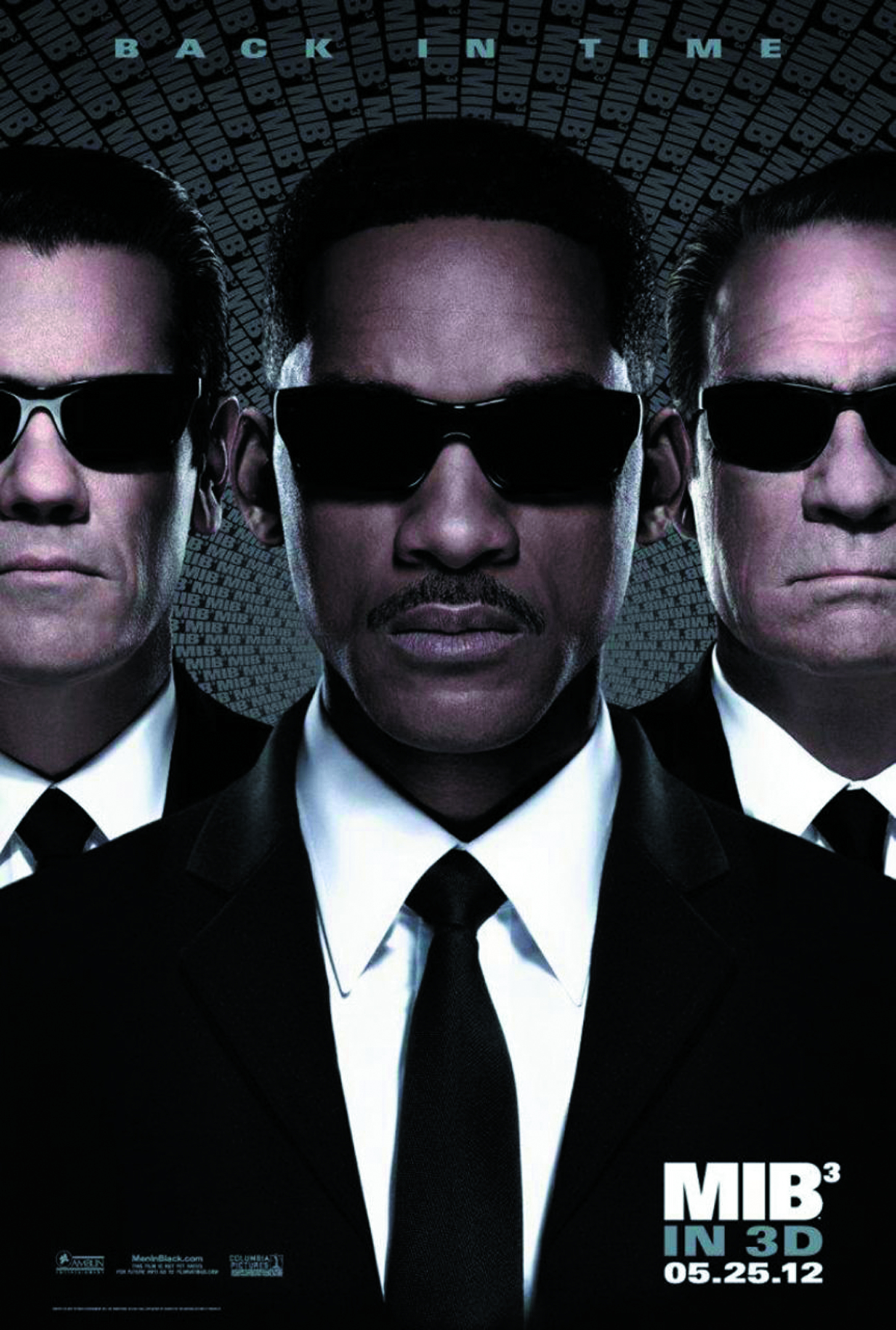 MEN IN BLACK III BD + DVD