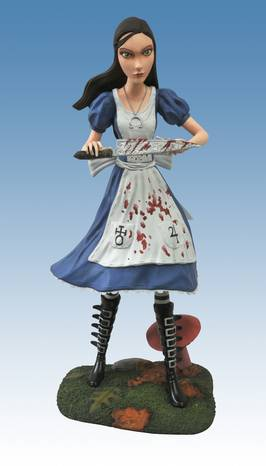 FEMME FATALES ALICE MADNESS RETURNS PVC FIGURE