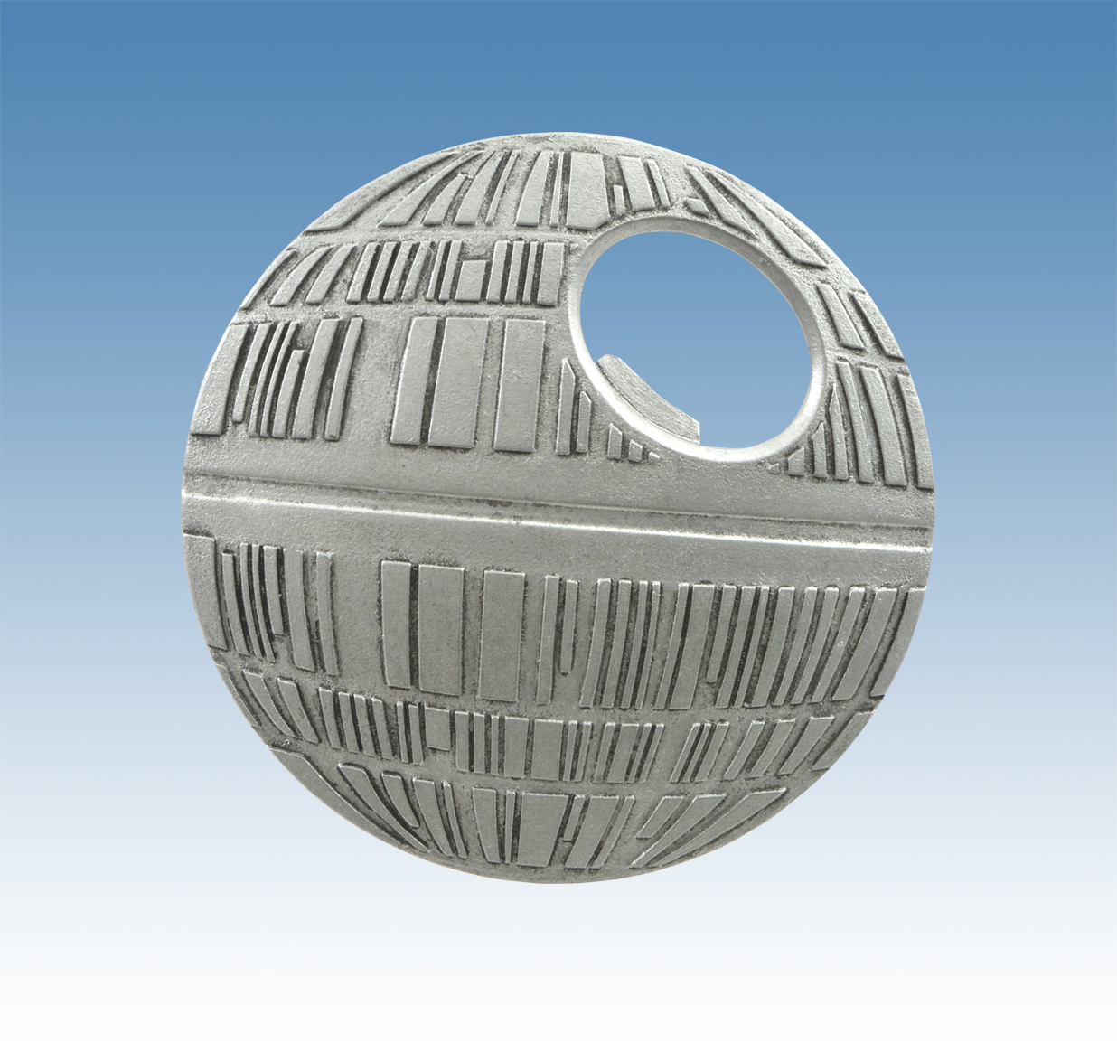 SW DEATH STAR BOTTLE OPENER