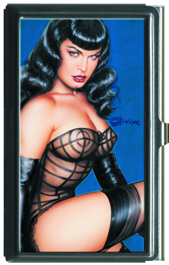 BETTIE PAGE BIZARRE SMALL CASE