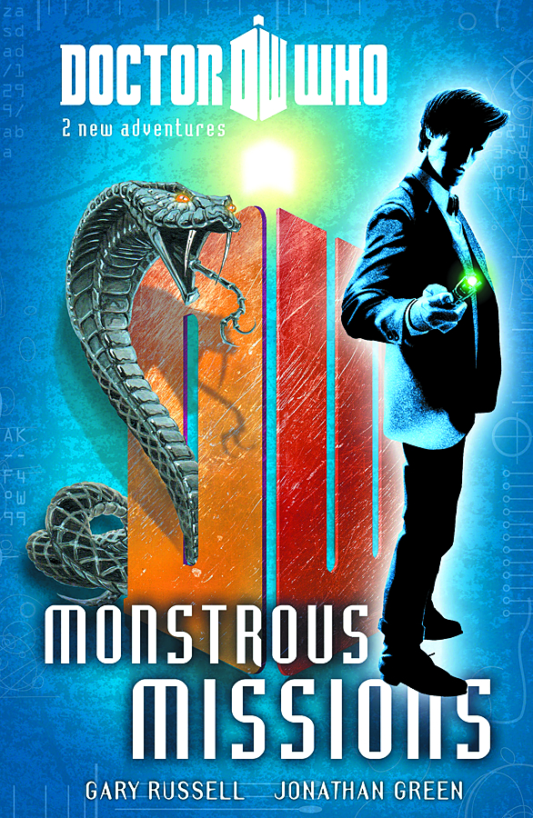 DOCTOR WHO YR ADV BOOK 05 MONSTROUS MISSIONS