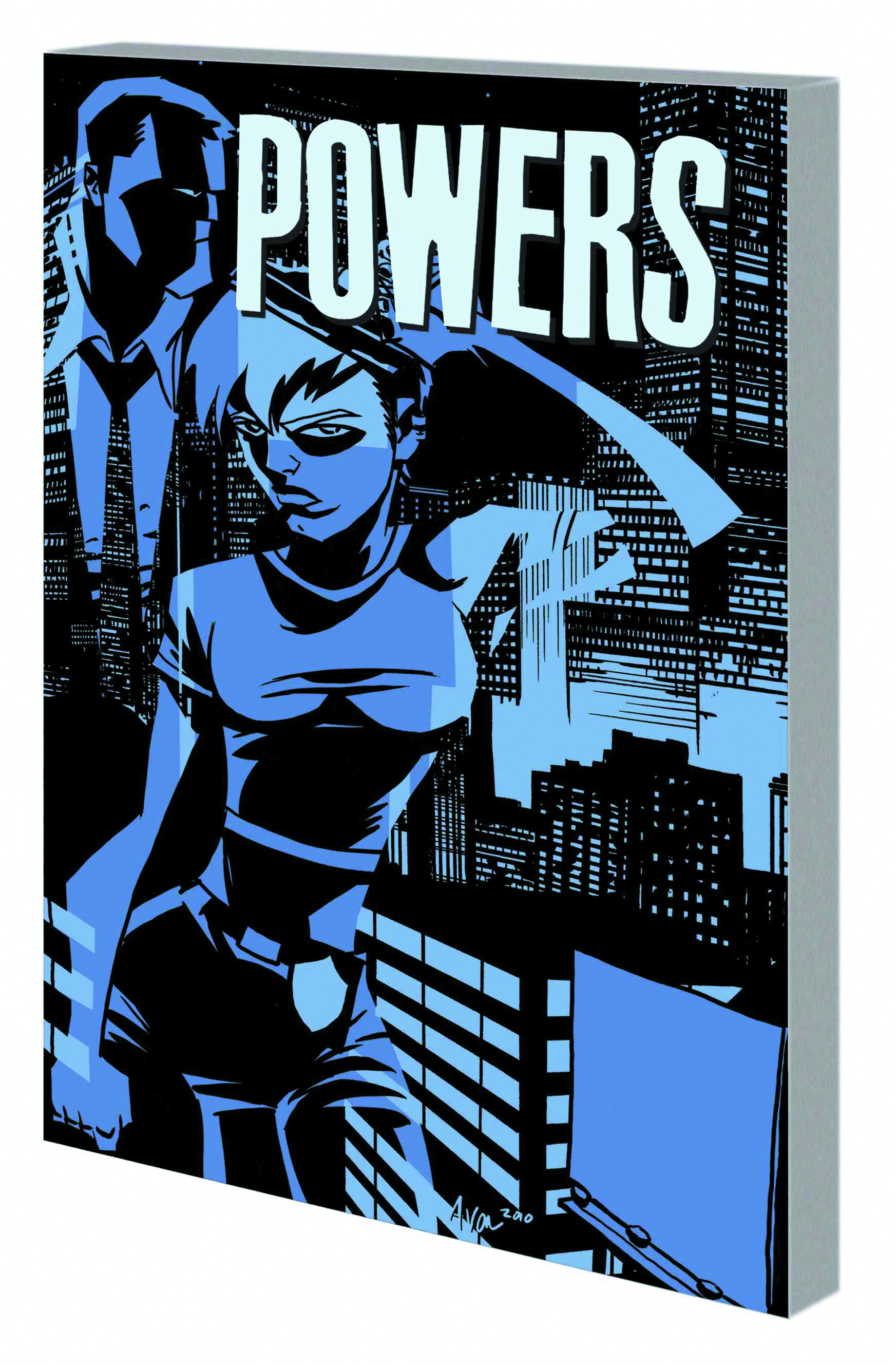 POWERS TP VOL 14 GODS