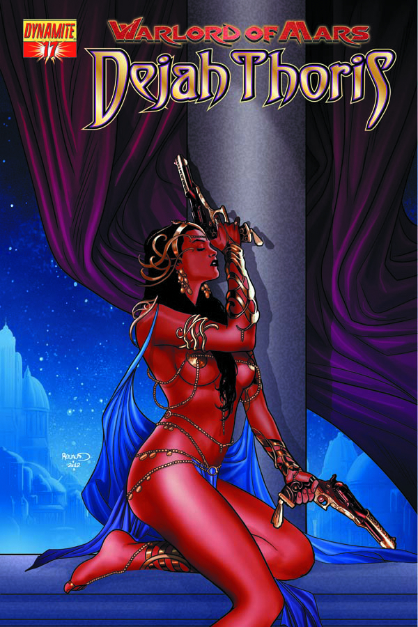WARLORD OF MARS DEJAH THORIS #17
