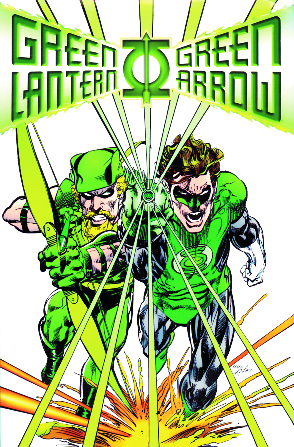 GREEN LANTERN GREEN ARROW TP