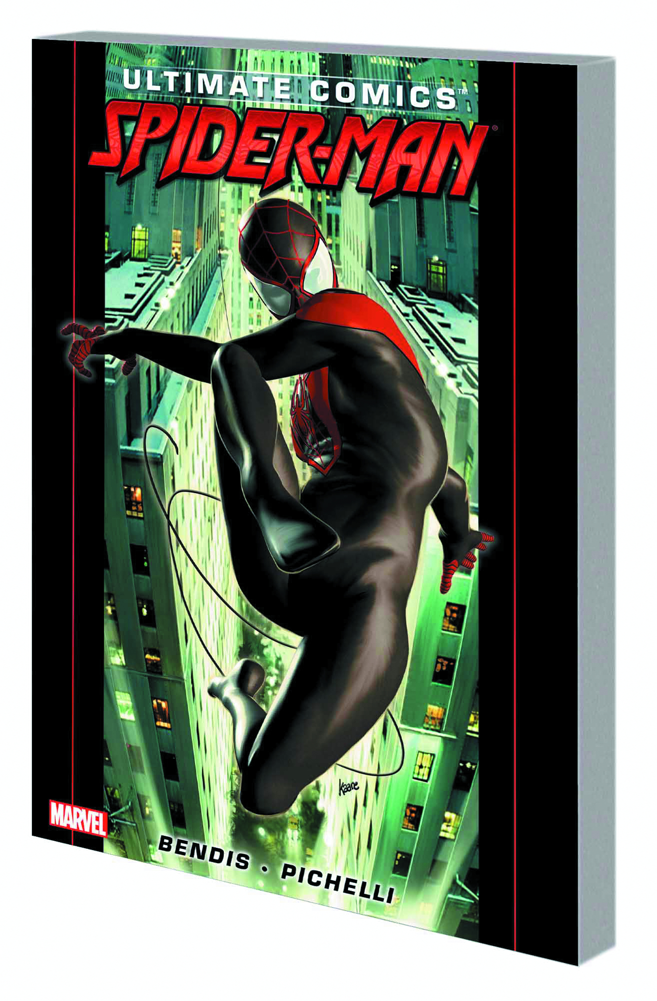 ULT COMICS SPIDER-MAN BY BENDIS TP VOL 01