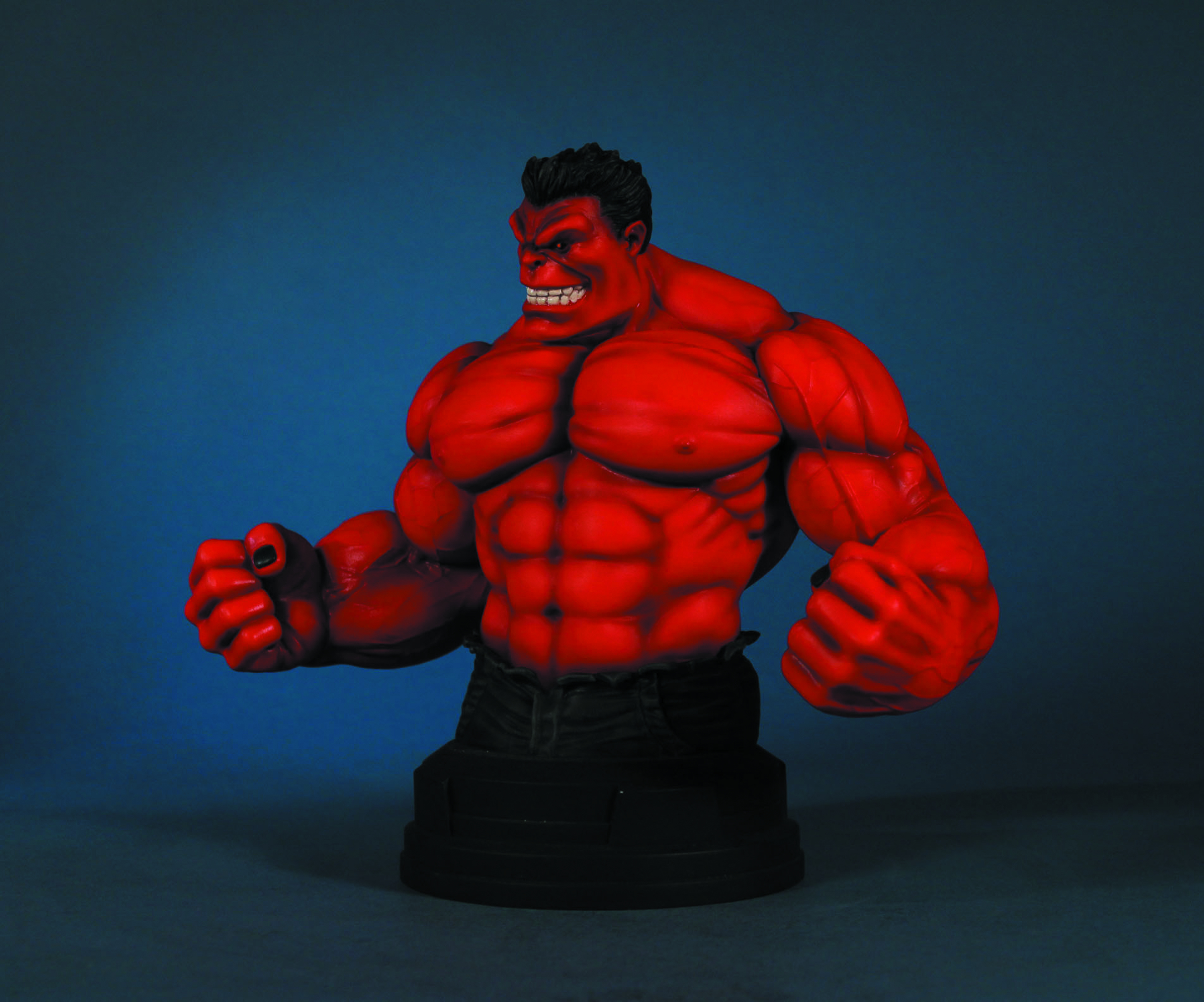 GENTLE GIANT RED HULK PX MINI-BUST
