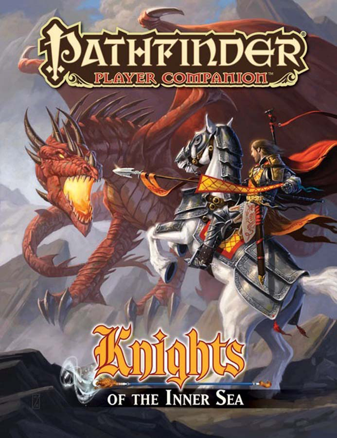 PATHFINDER PLAYER COMPANION KNIGHTS O/T INNER SEA