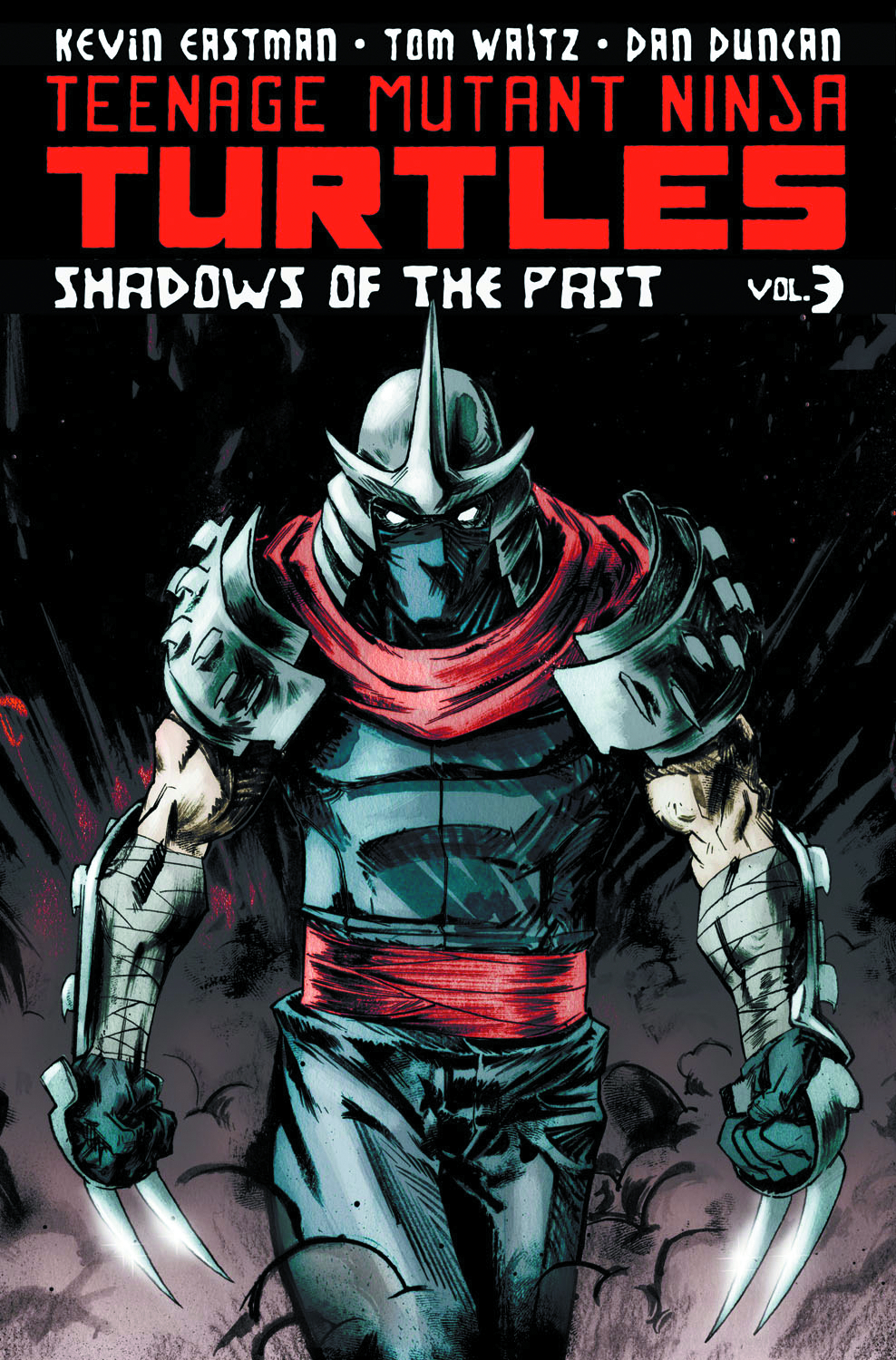 TMNT ONGOING TP VOL 03 SHADOWS
