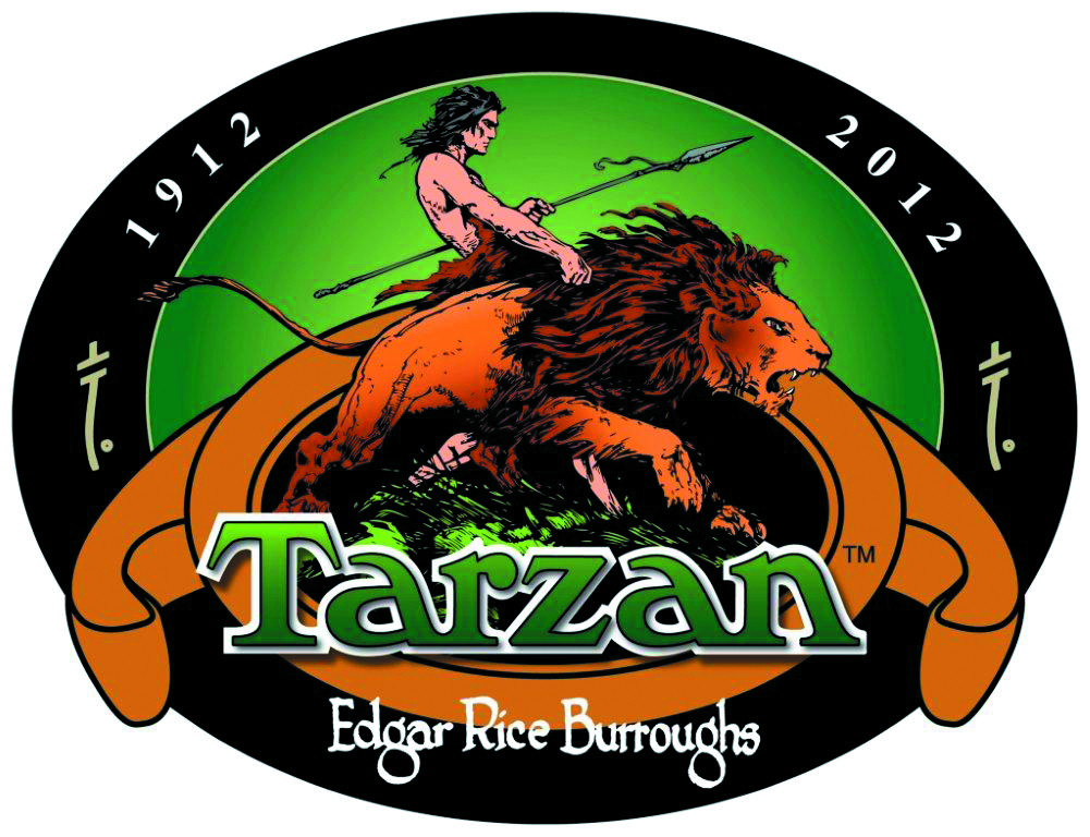 TARZAN 100TH ANNIVERSARY T/C BOX