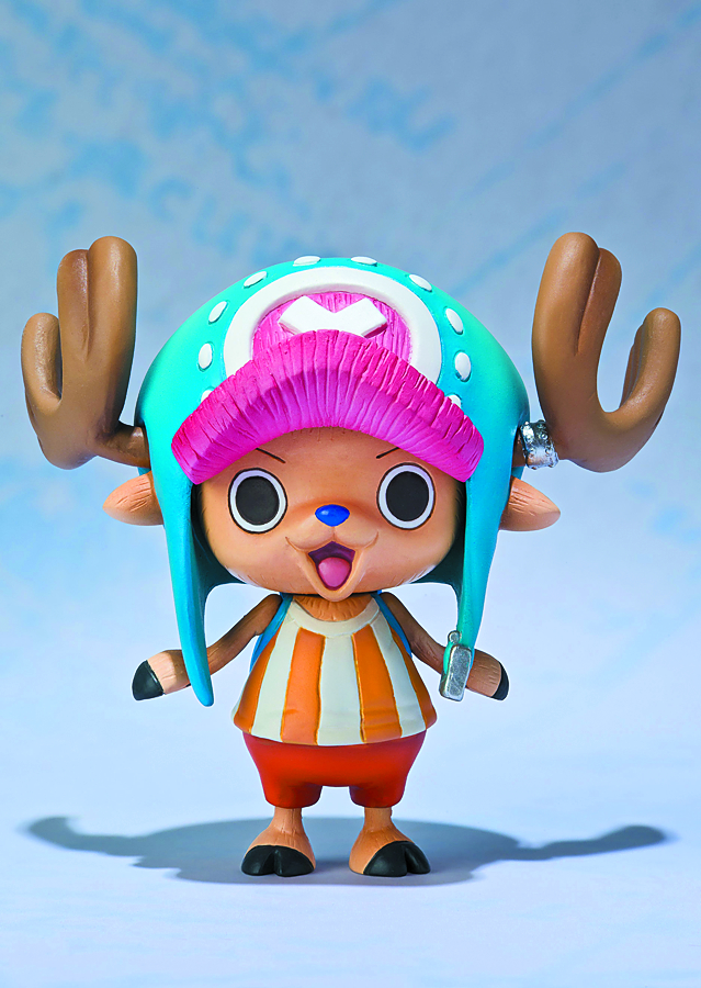 ONE PIECE TONY TONY CHOPPER FIGUARTS ZERO NW VER