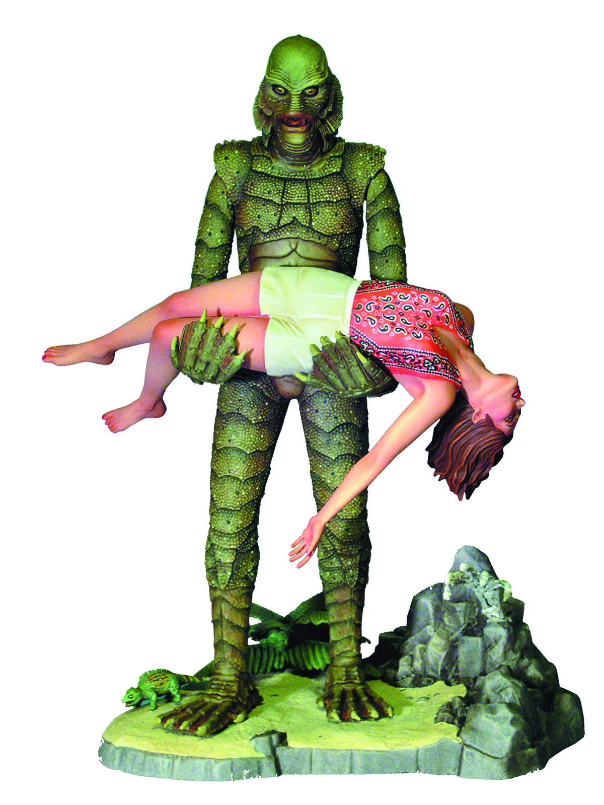 CREATURE FROM THE BLACK LAGOON MODEL KIT