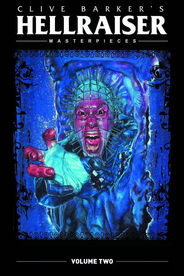 HELLRAISER MASTERPIECES TP VOL 02