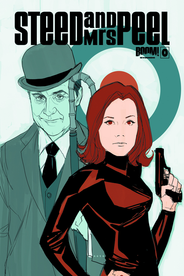 STEED AND MRS PEEL ONGOING #0 MAIN CVRS