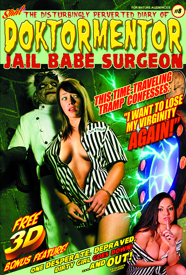 DPD DOKTORMENTOR JAIL BABE SURGEON #8