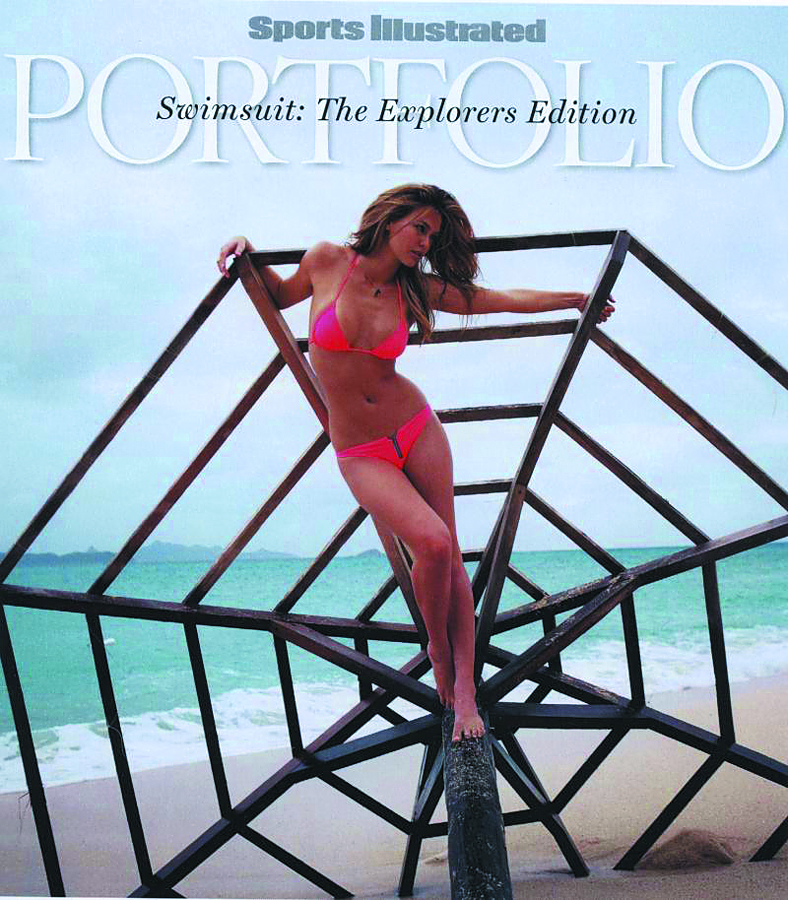 SPORTS ILLUSTRATED SWIMSUIT PORTFOLIO HC I EXPLORERS ED
