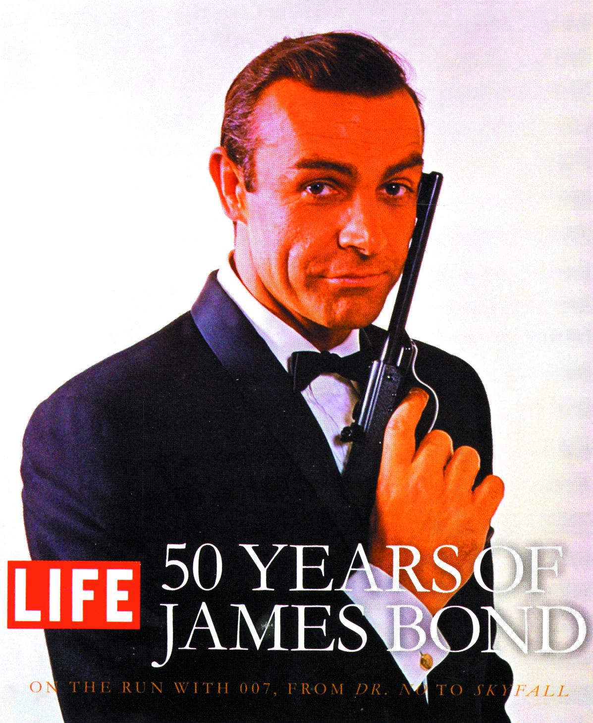 LIFE 50 YEARS OF JAMES BOND ON THE RUN WITH 007 HC