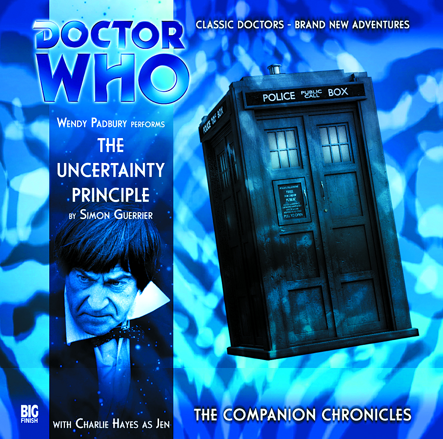DOCTOR WHO COMPANION CHRON UNCERTAINTY PRINCIPLE CD