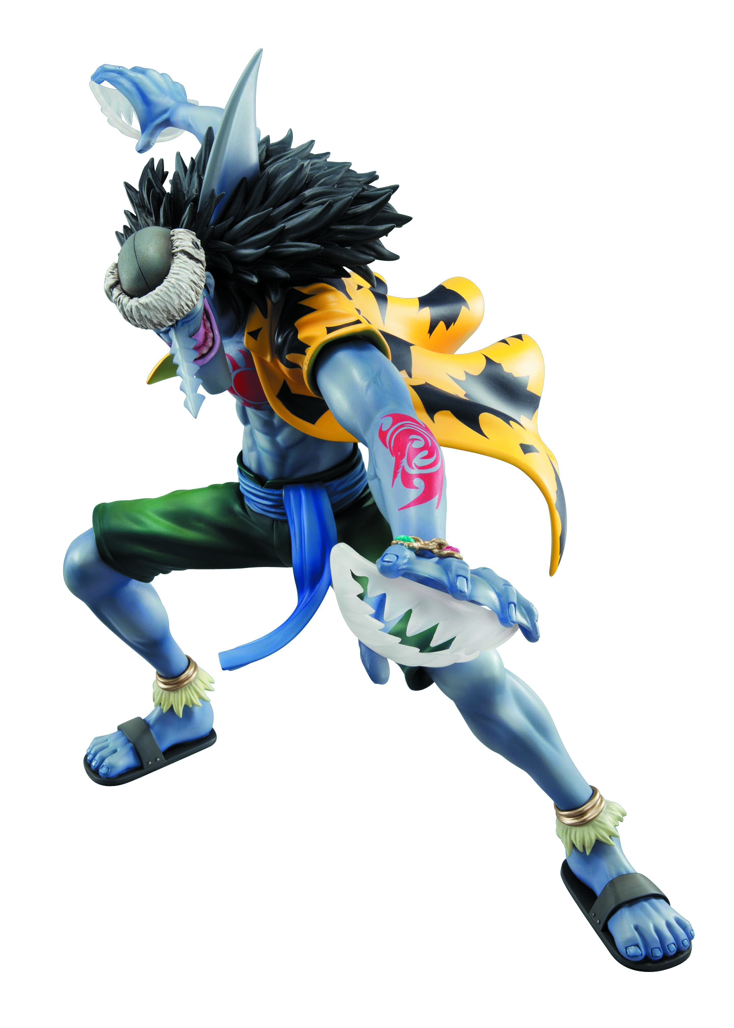 ONE PIECE POP ARLONG EX MODEL PVC FIG