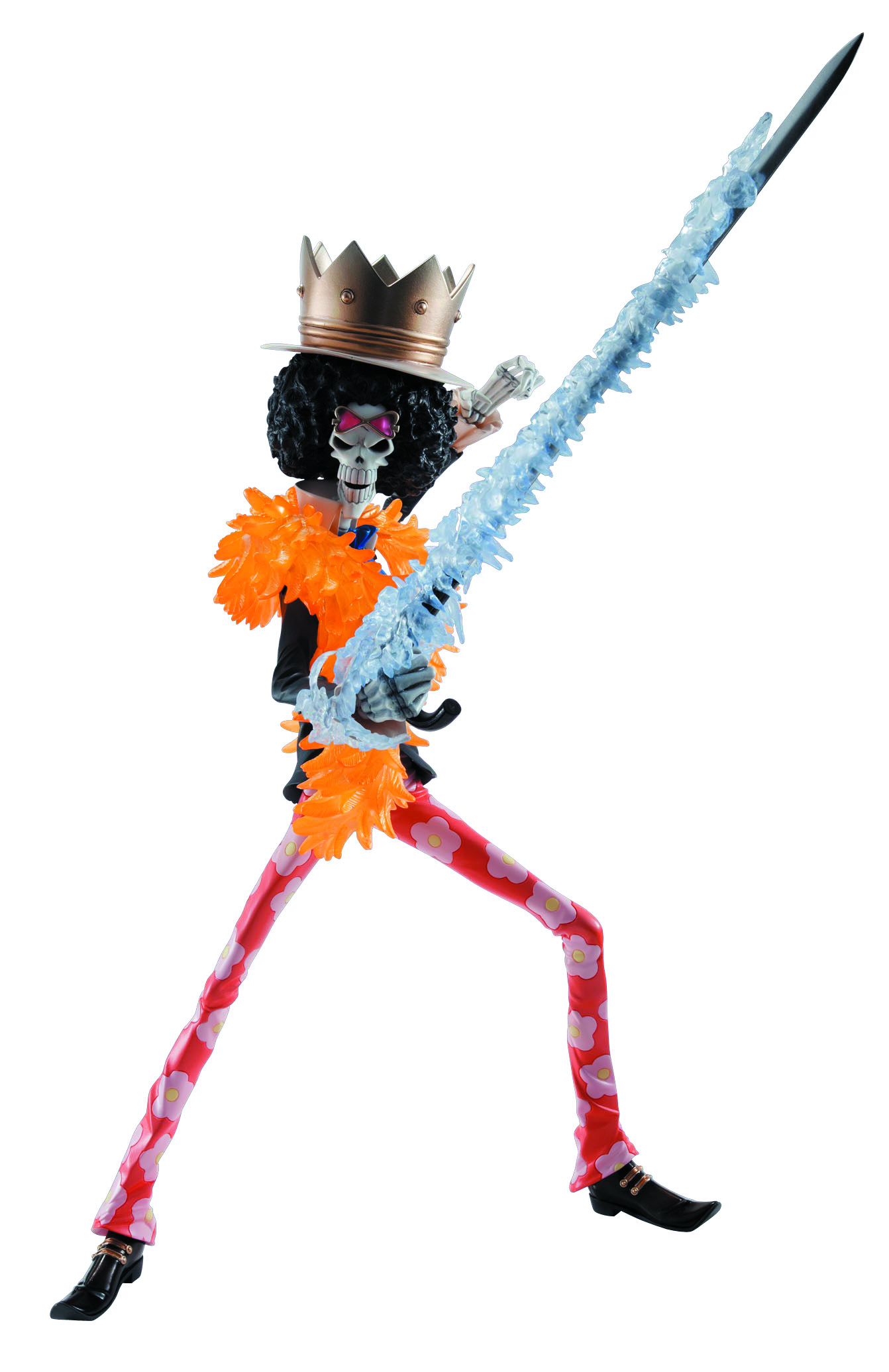 ONE PIECE POP BROOK EX MODEL PVC FIG
